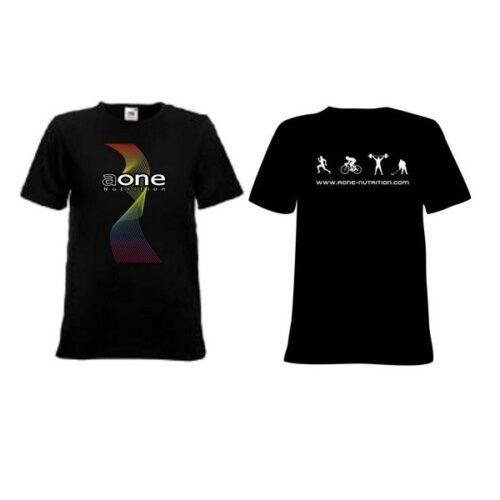 Vyriški elastiniai marškinėliai su logotipu