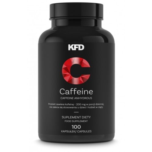CAFFEINE 100 tabs.