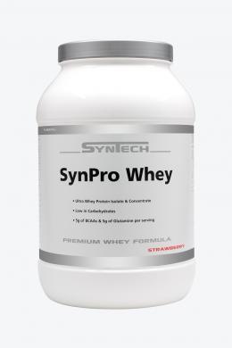 SynPro Whey 2,04 kg (braškė)