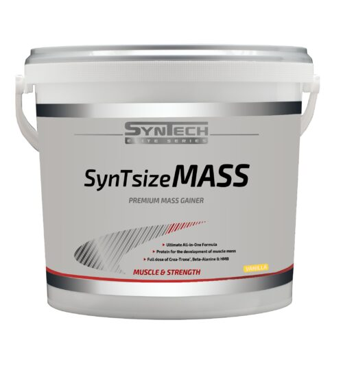 SynTsize Mass 4,6 kg (šokoladas)