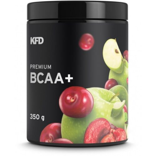 Maisto papildas milteliais premium BCAA Instant + su saldikliais.