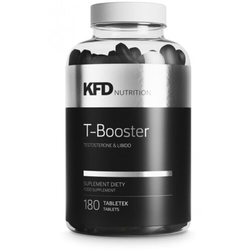 Maisto papildas tabletėmis T-booster