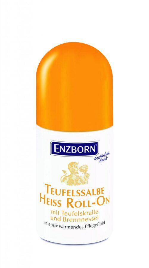Enzborn šildantis gelis 50ml